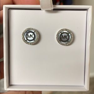 NWT Michael Kors Stud Earrings